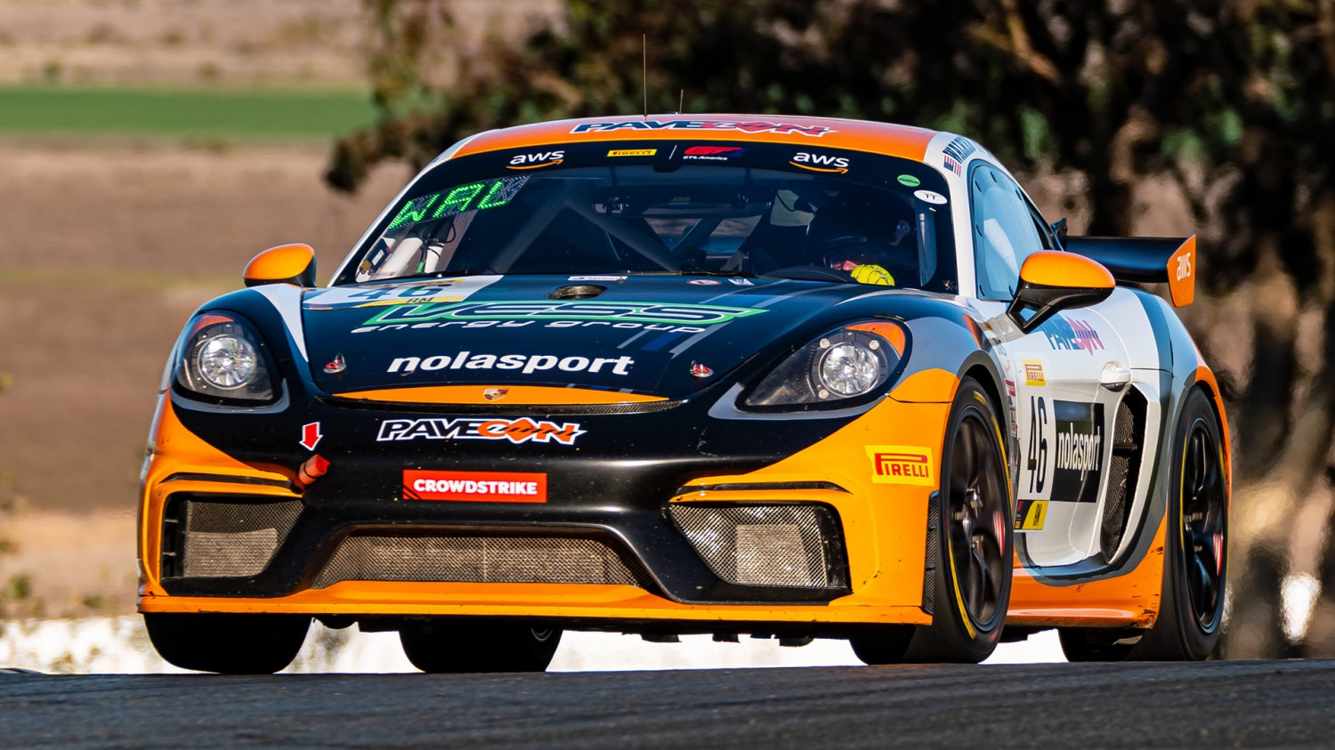 Porsche Customer Teams Score Multiple Victories in SRO America at Sonoma