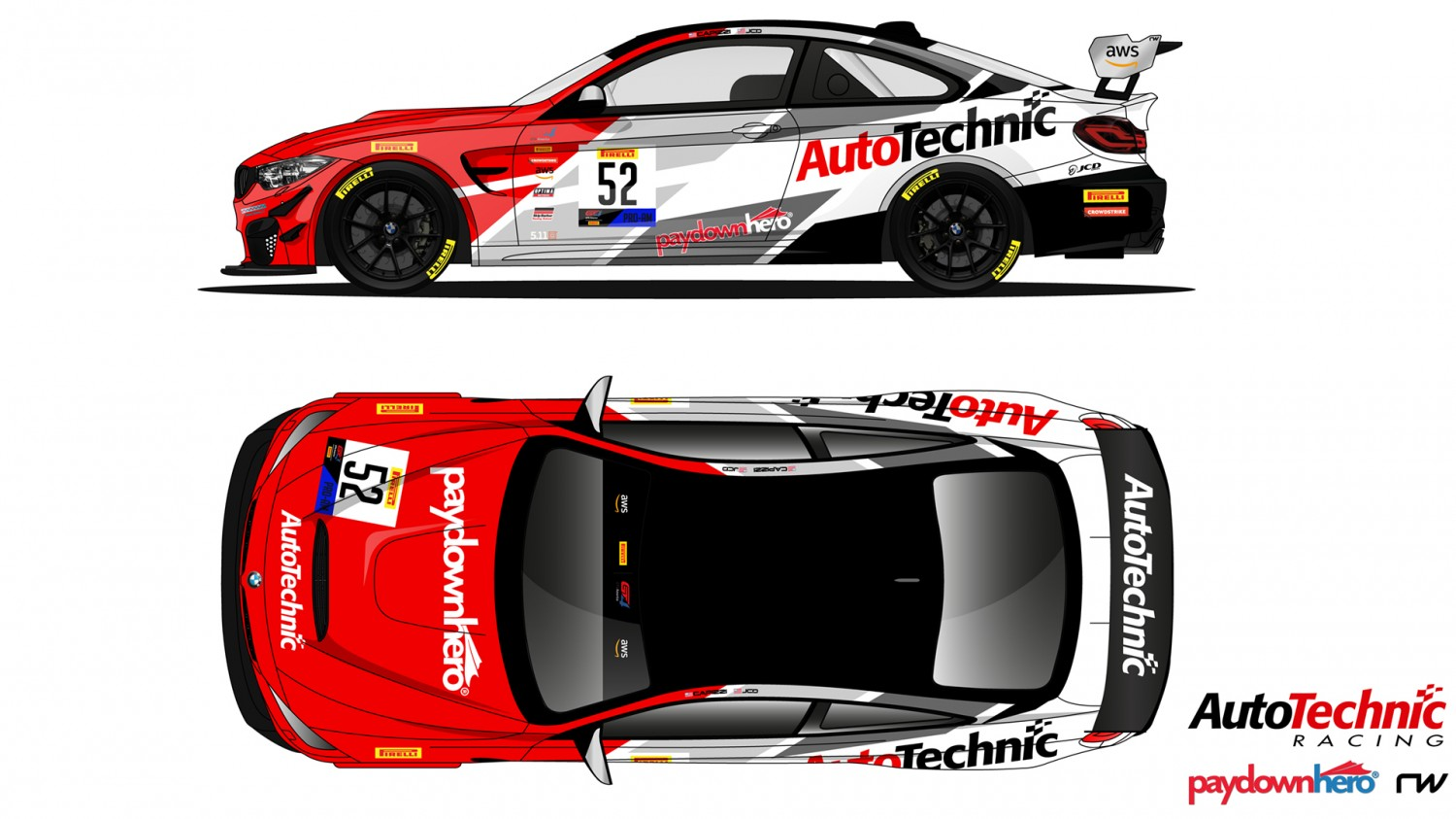 AutoTechnic Racing Enters Pirelli GT4 America Competition