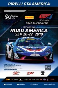 Road America Poster