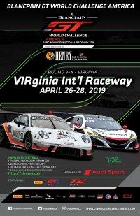 VIRginia International Raceway Poster
